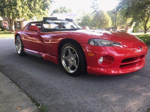 1993 Dodge Viper na prodej