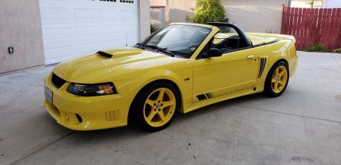 2001 Ford Mustang na prodej