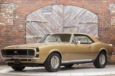 1967 Chevrolet Camaro na prodej