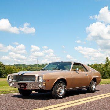 1968 AMC AMX na prodej