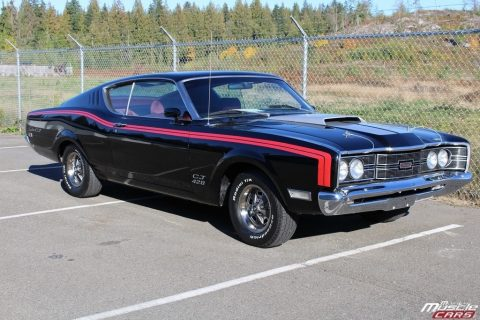 1969 Mercury Cyclone CJ na prodej