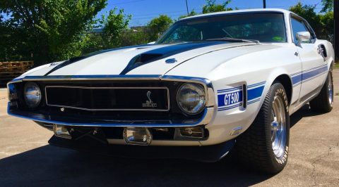 1970 Shelby GT500 na prodej
