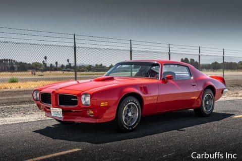 1973 Pontiac Trans Am na prodej