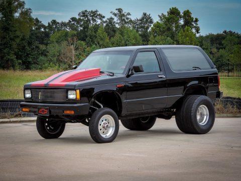 1984 Chevrolet Blazer S-10 na prodej