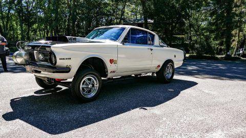1965 Plymouth Barracuda na prodej