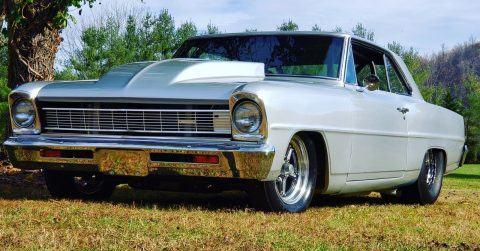 1966 Chevrolet Nova SS na prodej