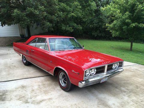 1966 Dodge Coronet 500 na prodej