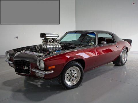 1972 Chevrolet Camaro Z/28 na prodej