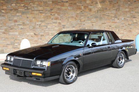 1986 Buick Grand National na prodej