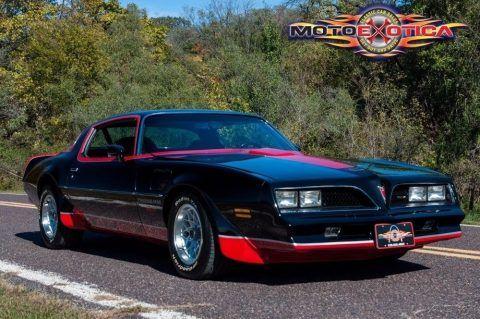1978 Pontiac Trans Am na prodej