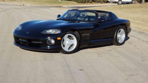 1995 Dodge Viper R/T 10 na prodej