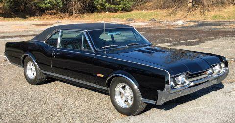 1967 Oldsmobile 442 na prodej