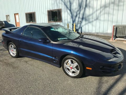 2002 Pontiac Trans Am WS6 na prodej