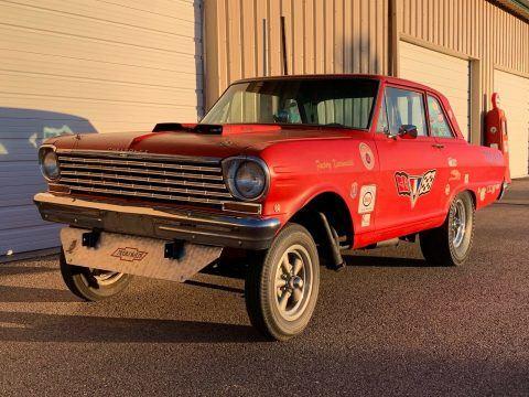 1963 Chevrolet Nova na prodej