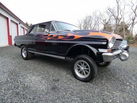 1963 Chevrolet Nova SS na prodej