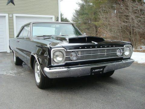 1966 Plymouth Belvedere na prodej