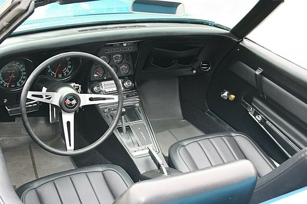 1969 Chevrolet Corvette Convertible