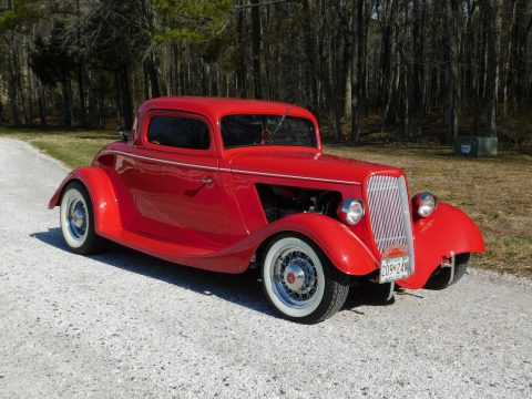 1934 Ford 3 Window Coupe na prodej