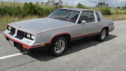 1984 Oldsmobile 442 na prodej