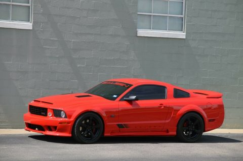 2008 Ford Mustang na prodej