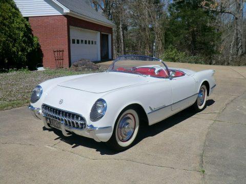 1954 Chevrolet Corvette na prodej