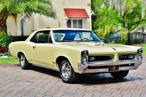 1966 Pontiac GTO na prodej