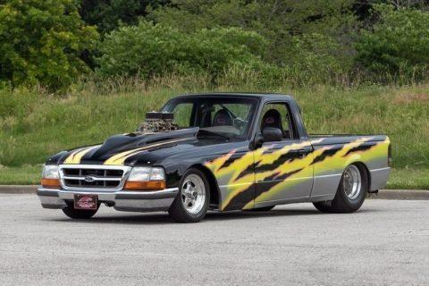 1998 Ford Ranger na prodej