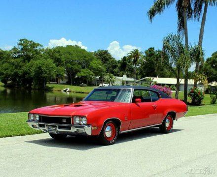 1972 Buick Skylark GS na prodej