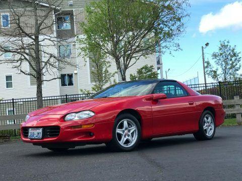 1999 Chevrolet Camaro na prodej