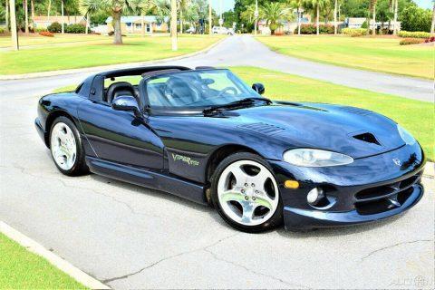 2001 Dodge Viper R/T 10 na prodej
