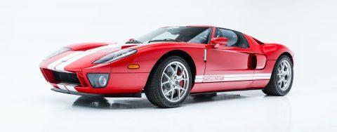 2005 Ford GT na prodej