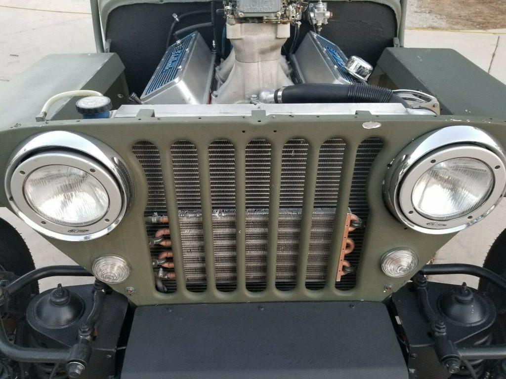 1952 Willys CJ2A