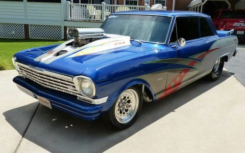 1962 Chevrolet Nova na prodej