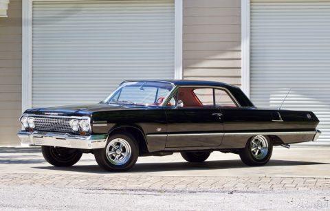 1963 Chevrolet Impala SS na prodej
