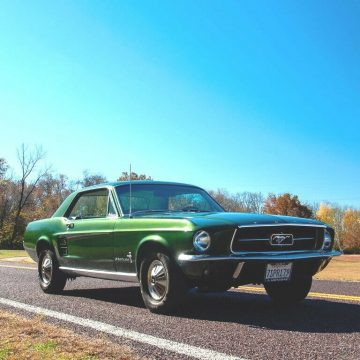 1967 Ford Mustang na prodej