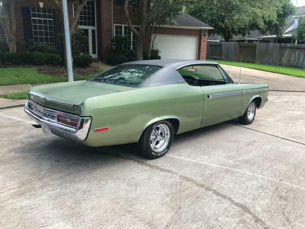 1970 AMC Rebel SST