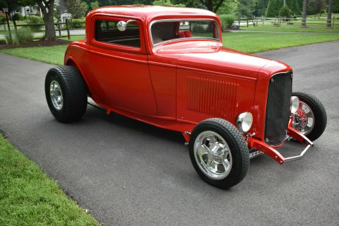 1932 Ford 3 Window Coupe na prodej