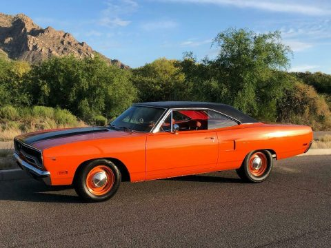 1970 Plymouth Road Runner na prodej