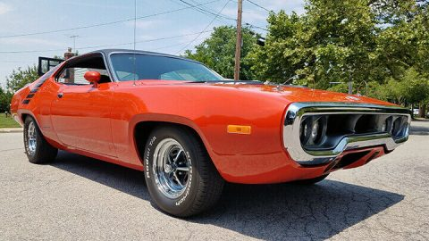 1972 Plymouth Road Runner na prodej