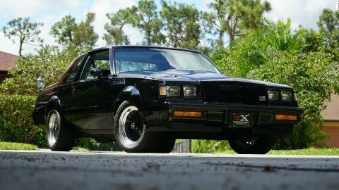 1987 Buick GNX na prodej
