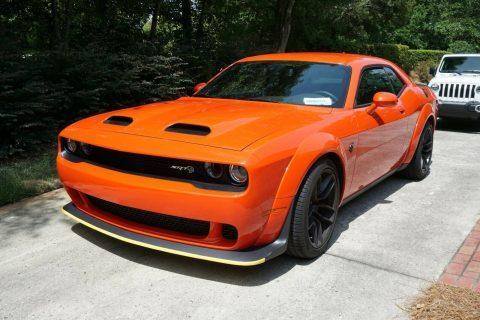 2019 Dodge Challenger Hellcat Redeye na prodej