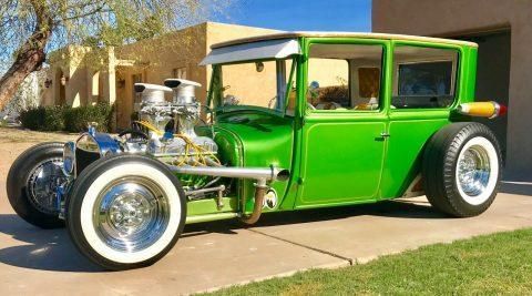 1926 Ford Tudor na prodej