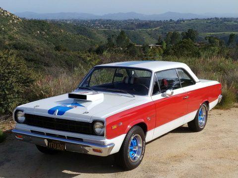 1969 AMC Rambler na prodej