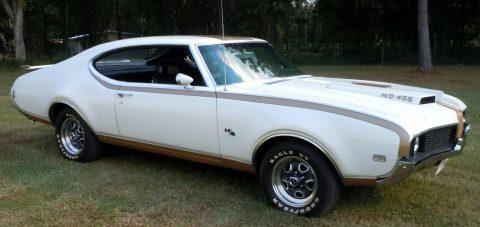 1969 Oldsmobile Cutlass na prodej