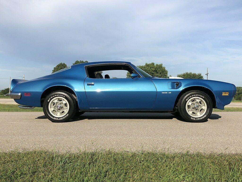 1972 Pontiac Trans Am