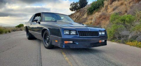 1981 Chevrolet Monte Carlo SS na prodej