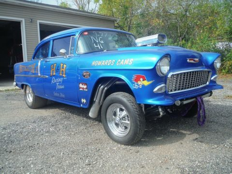 1955 Chevrolet Bel Air na prodej