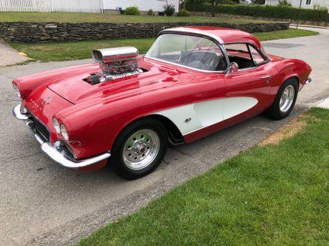 1962 Chevrolet Corvette na prodej