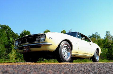 1967 Chevrolet Camaro Z28 na prodej