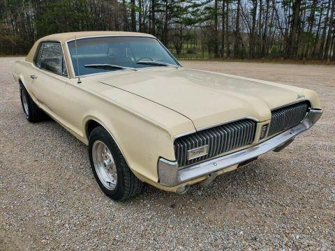 1967 Mercury Cougar na prodej